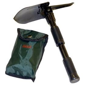 coleman folding shovel pick