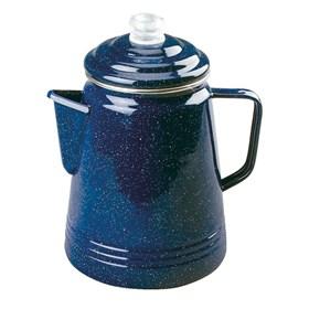 coleman 14 cup enamelware percolator