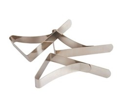 Coleman Kitchen Essentials coleman stainless steel tablecloth clamps