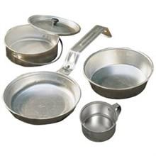 Coleman Kitchen Essentials coleman aluminum mess kit