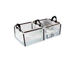 Coleman Kitchen Essentials coleman folding double wash basin