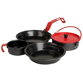 coleman mess kit rugged