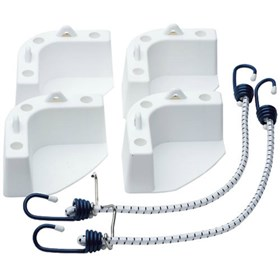 coleman cooler tie down kit