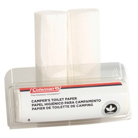 coleman campers toilet paper