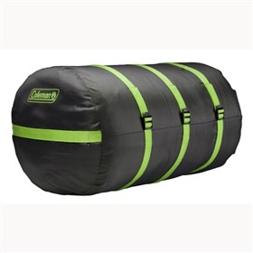 coleman sleeping bag compression sack