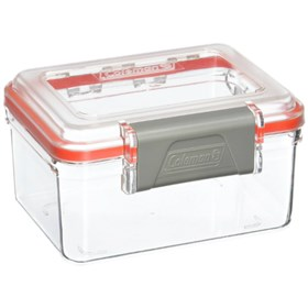 coleman watertight container