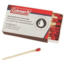 Coleman Essentials coleman waterproof matches