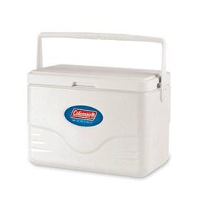 coleman 28 quart marine cooler