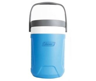 coleman 1 gallon beverage cooler blue