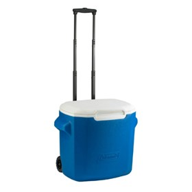coleman 28qt personal wheeled cooler