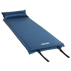 coleman self inflating pad with pillow