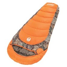 Coleman Extreme Weather Sleeping Bags coleman real tree xtra camo 0 sleeping bag