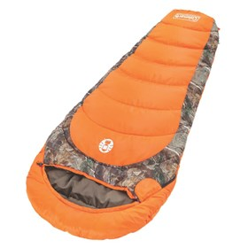 coleman real tree xtra camo 0 sleeping bag