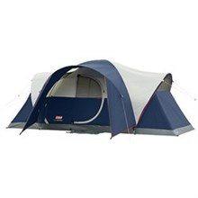Coleman Modified Dome Tents coleman elite montana 8 person tent