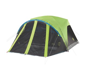 coleman carlsbad 4 person dome tent