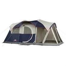 Coleman Hinge Door and Lighted Tents coleman elite weathermaster 6 screened tent