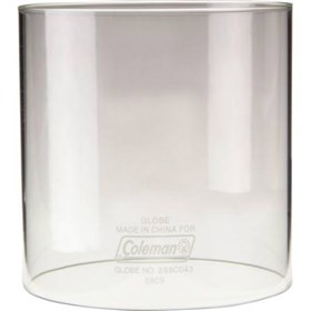 coleman straight clear lantern replacement globe