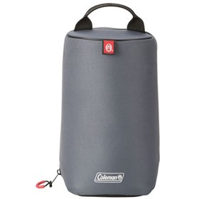 coleman carry case soft gray