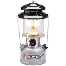 Coleman Lighting coleman dual fuel lantern