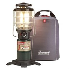 Coleman Lighting coleman northstar propane lantern with soft carry case