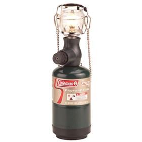 coleman compact pefectflow propane lantern