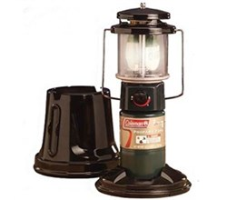Coleman Lighting coleman 2 mantle quickpack propane lantern