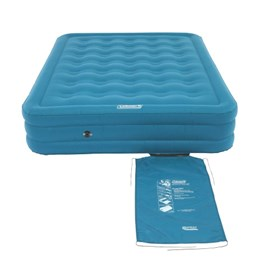 coleman durarest double high queen size airbed