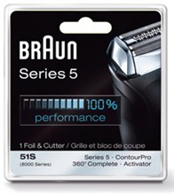 Braun Series 5 Mens Shavers 8000CP/51s