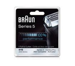 Braun Series 5 Mens Shavers braun 8000cp 51s