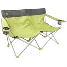 Coleman Quad Chairs coleman quattro lax double quad chair