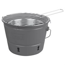 Coleman Party Grills coleman charcoal party pail grill