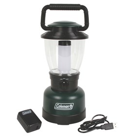coleman rugged rechargeable 400 lumen led lantern