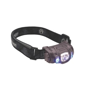 coleman multi color 150 lumen led headlamp