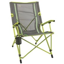 Coleman Chairs coleman comfort smart interlock breeze suspension chair