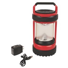 Coleman Lighting coleman conquer spin rechargeable led lantern