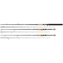 DXW Walleye Specialty Rods daiwa dxw681mxs