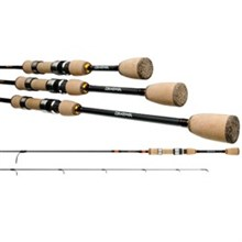 Ultralight Specialty Rods daiwa pso602ulfs