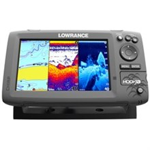 Lowrance HOOK Series Fishfinders lowrance hook 7 nav plus