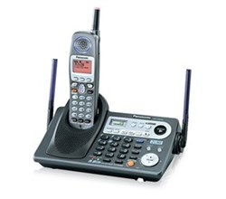 Panasonic 58GHz Cordless Phones panasonic kx tg6500b