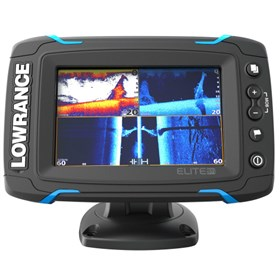 lowrance elite 5 ti touch nav plus totalscan