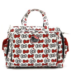 jujube hello kitty ats be prepared diaper bag