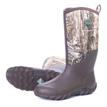 Mens Muck Hunting Boots mens fieldblazer ii brown realtree xtra