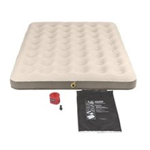 Coleman Queen Size coleman single high plus queen size airbed