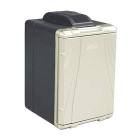coleman 40qt powerchill thermoelectric cooler with pwr cord