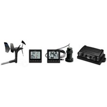 Garmin Instruments and Sensors garmin gnx wired sail pack