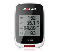 Polar Cycling polar m450 gps bike computer white
