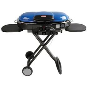 coleman lxe ppn roadtrip grill blue