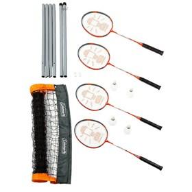 coleman badminton pro set