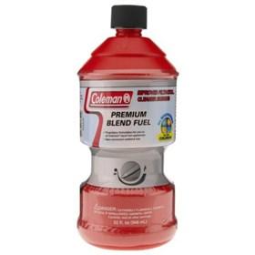 coleman premium blend liquid fuel bottle 32oz