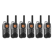 Two Way Radios 6 Packs uniden gmr3050 2c 6 pack